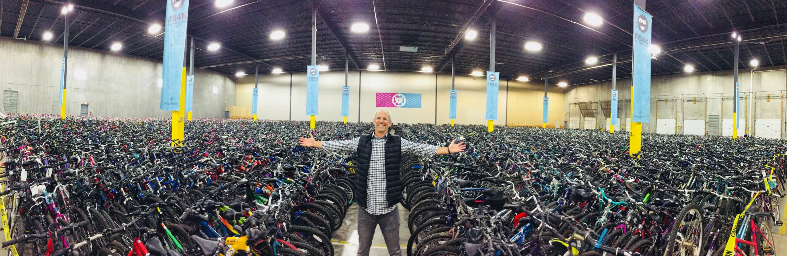 Terry with 10k Bikes
